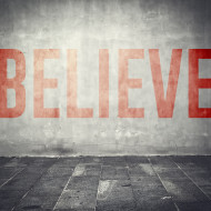 My Believability Checklist…